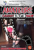 Amateurs caught on tape
